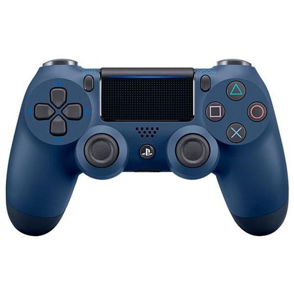 Controle Dualshock PS4 - Azul Noturno