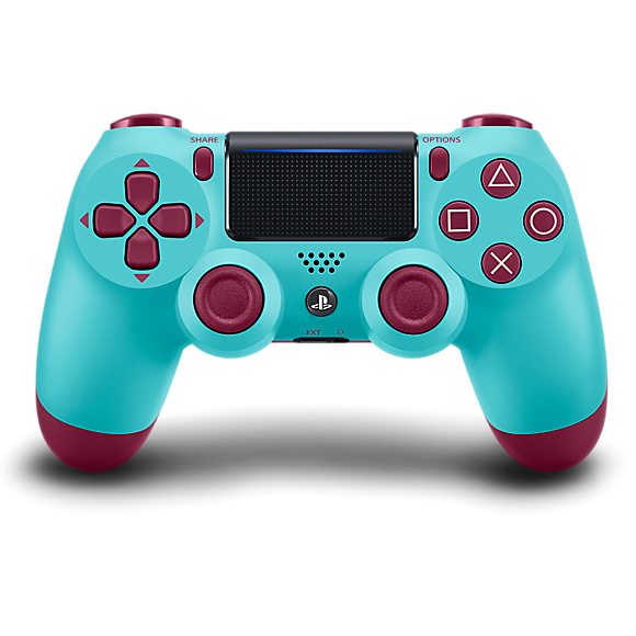 Controle Dualshock PS4 - Berry Blue