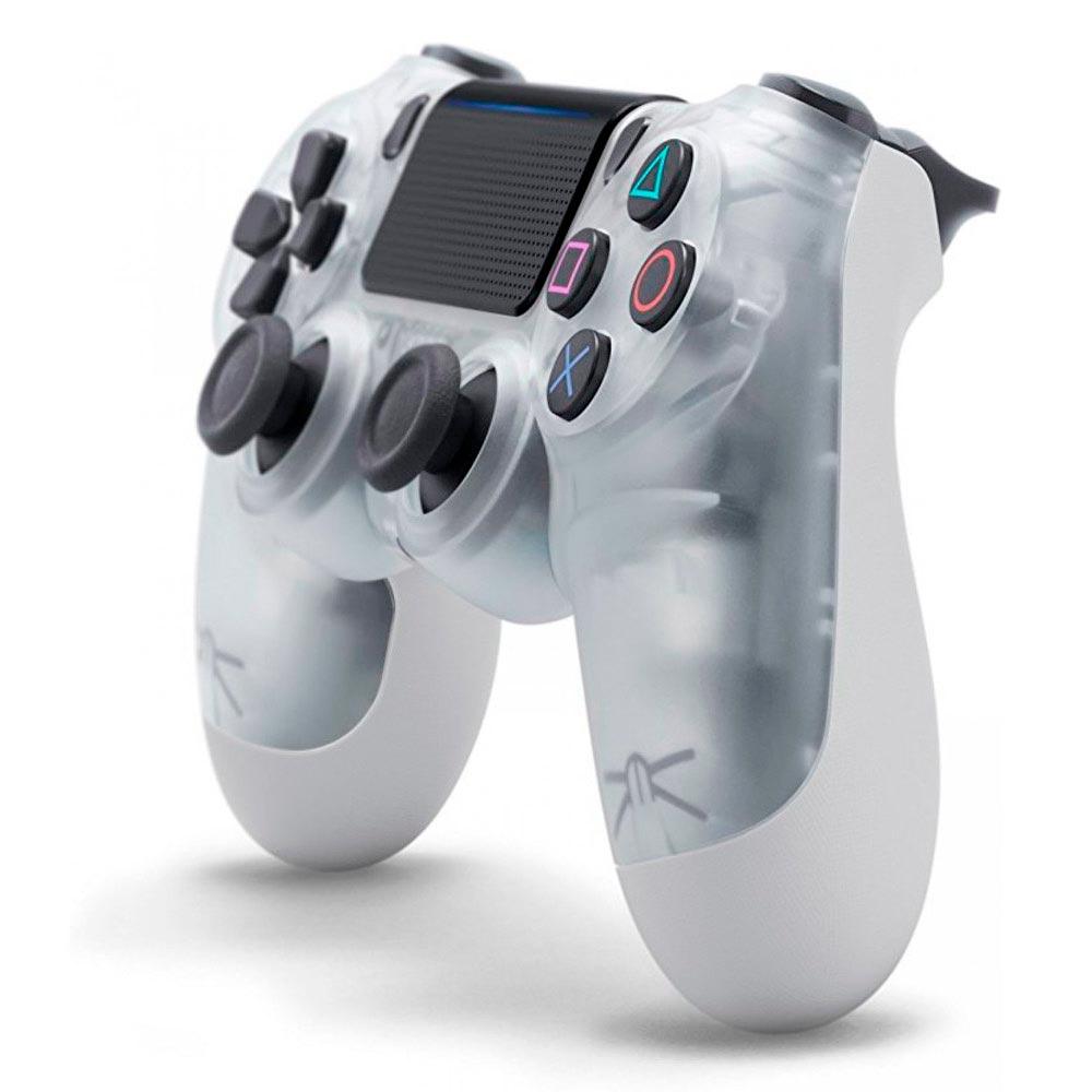 Controle Dualshock PS4 - Cristal