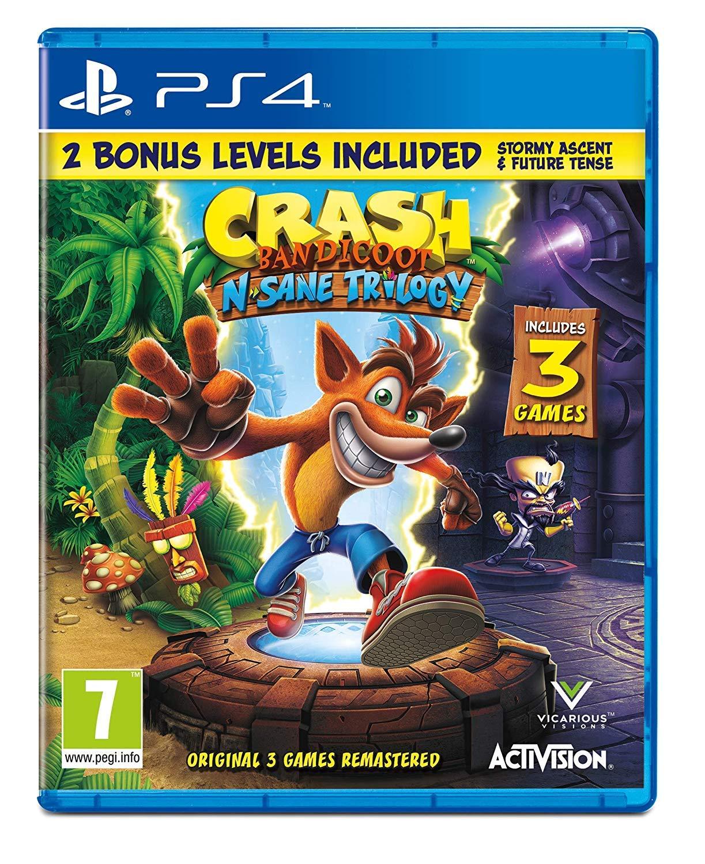 Crash Bandicoot N Sane Trilogy 2.0