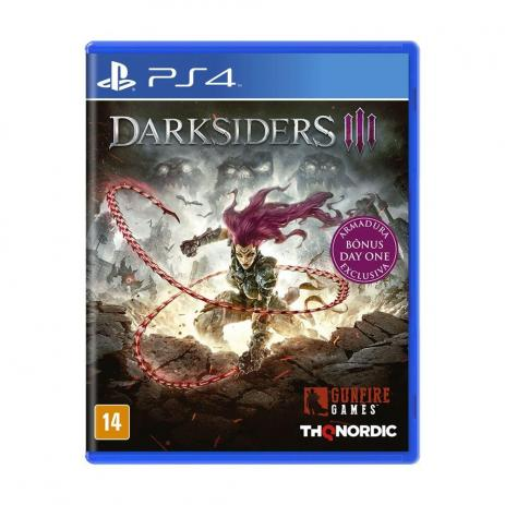 Darksiders III Edicao de Lancamento PS4