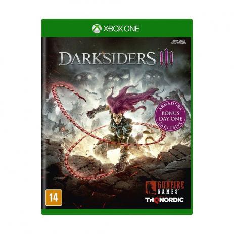 Darksiders III Edicao de Lancamento Xbox One