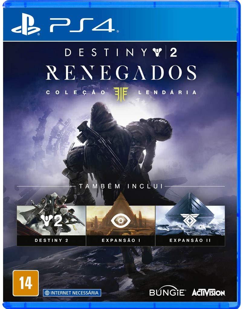 Destiny 2 Renegados PS4