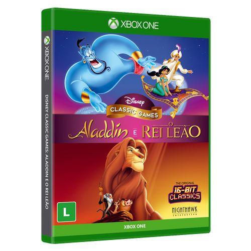 Disney Classics Aladdin e Rei Leão Xbox One