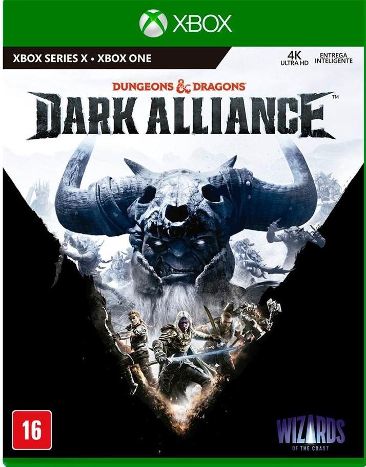 Dungeons & Dragons: Dark Alliance Xbox One/ Series