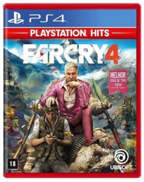 Far Cry 4 - Playstation Hits - PS4