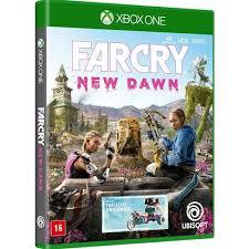 Far Cry New Dawn Edicão Limitada Xbox One