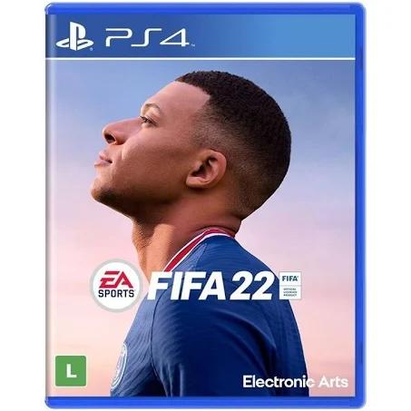 Fifa 2022 - PS4 PRÉ-VENDA