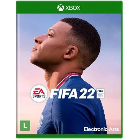 Fifa 2022 - Xbox Series PRÉ-VENDA