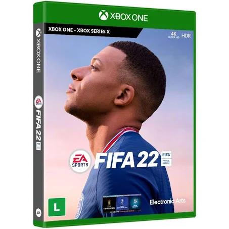 Fifa 2022 - Xbox One PRÉ-VENDA