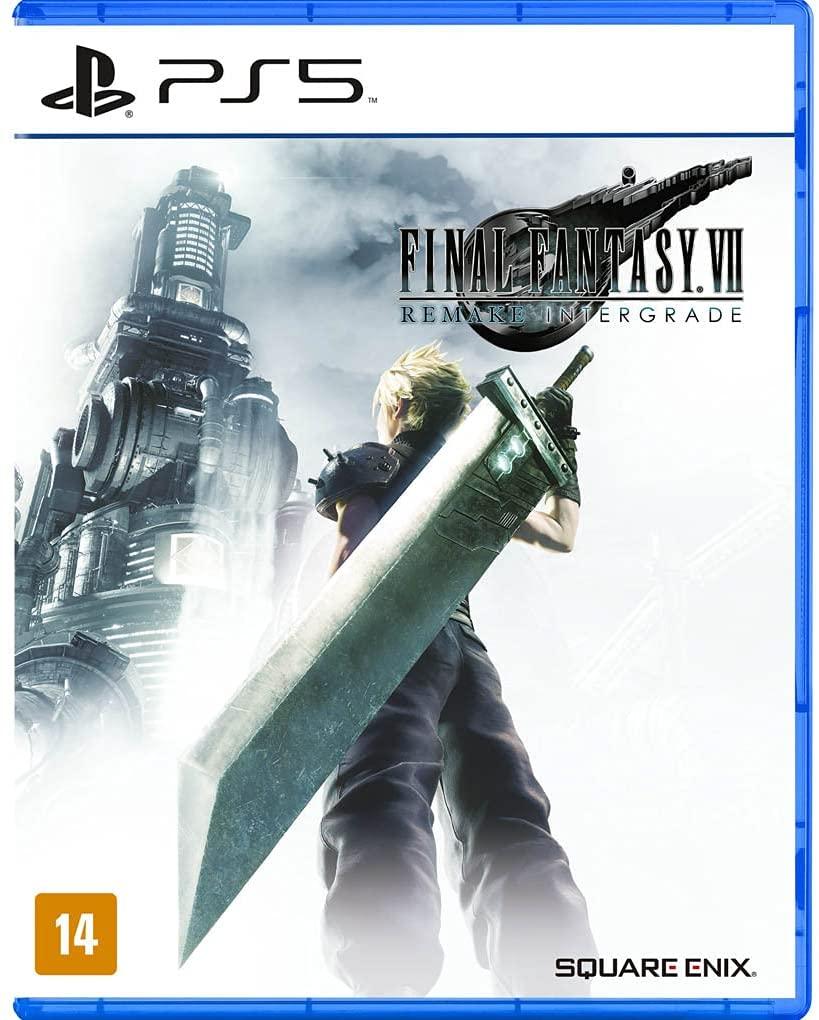 Final fantasy VII remake integrade - ps5