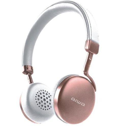 Fone de ouvido Aiwa AW4 CSR turbo Bluetooth c/ microfone