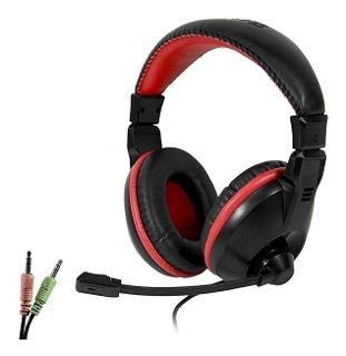Fone de Ouvido Satellite c/Microfone AE 265 Gaming