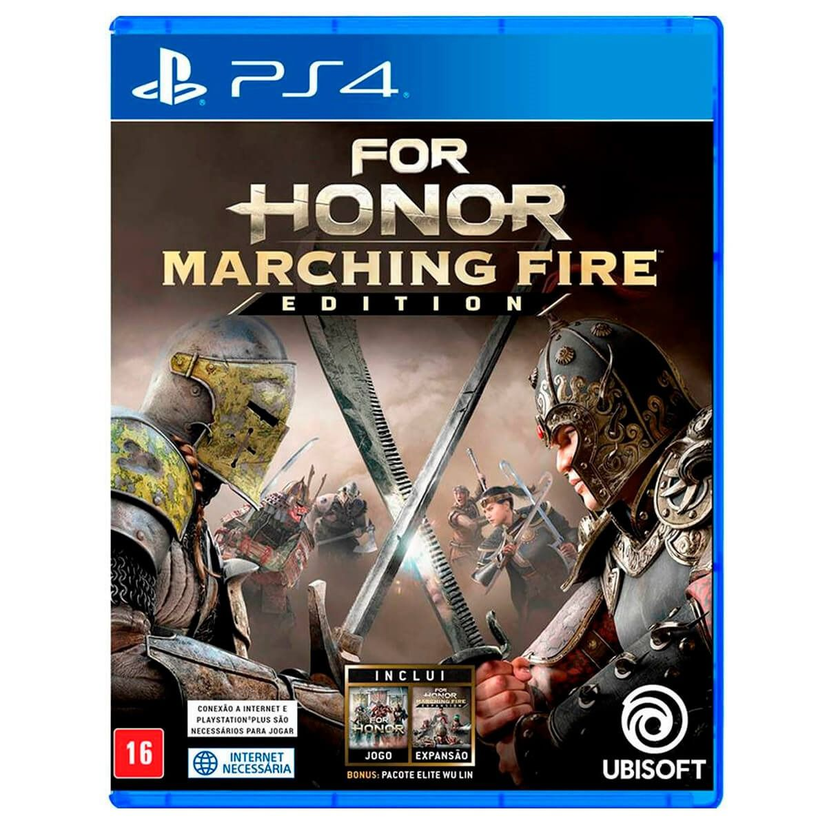 For Honor Marching Fire Edition PS4