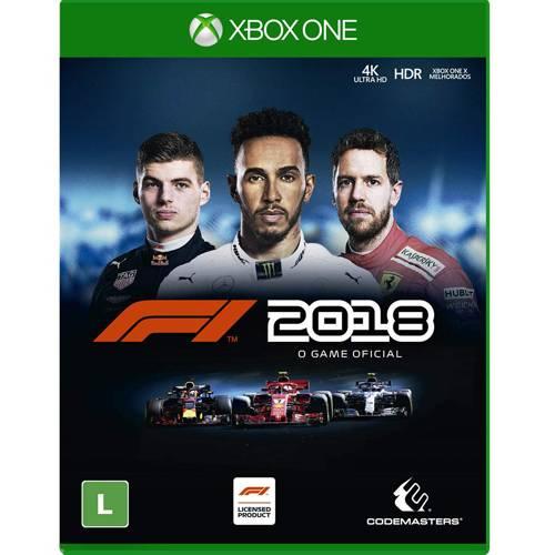 Formula 1 2018  Xbox One