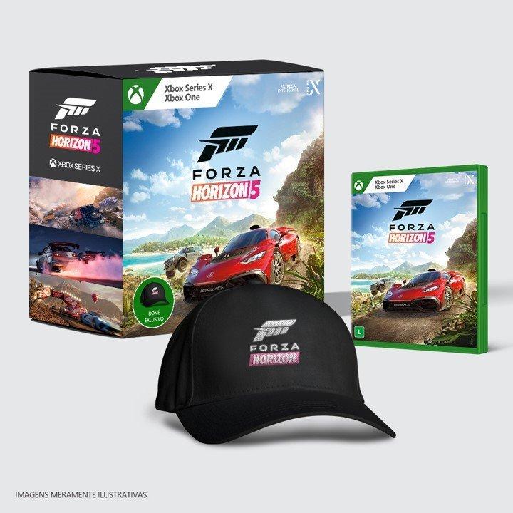 PRÉ-VENDA Forza Horizon 5 - Edição Exclusiva - Xbox One/Series S/X