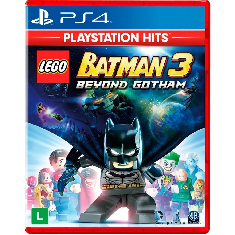 Lego Batman 3: Beyond Gotham Hits - Ps4