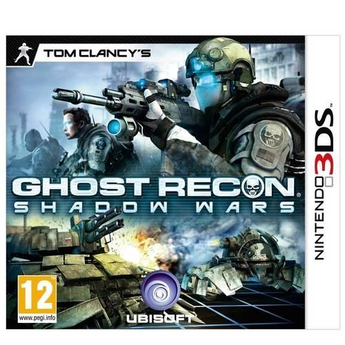 Ghost Recon Shadow Wars  Ninterndo 3DS