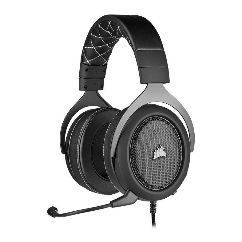Headset corsair hs60 pro surround 7.1 CA-9011213-NA - carbon - ps4/pc/mac/mobile
