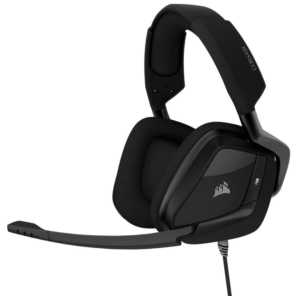Headset corsair void elite surround CA-9011205-NA - carbon - ps4/pc/mac/mobile