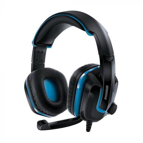 Headset Dreamgear Grx-440 Gaming PS4 - Preto/Azul