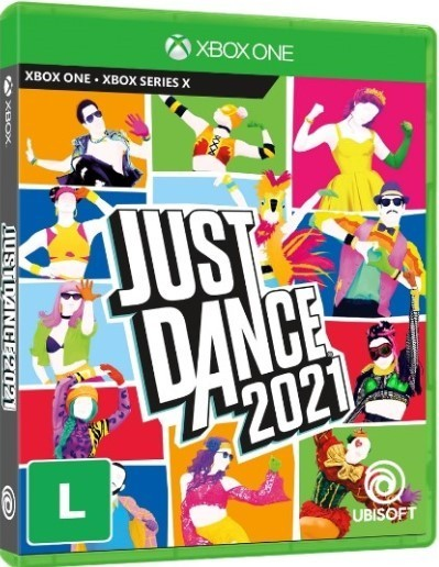 Just dance 2021 - xbox one/ xbox series