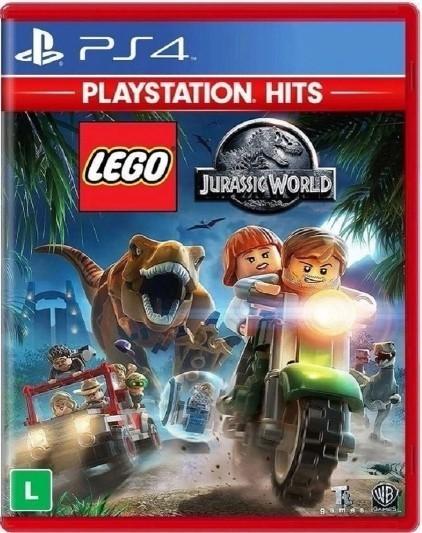 Lego Jurassic World Hits - PS4
