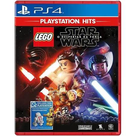Lego Star Wars O Despertar da Força hits - PS4