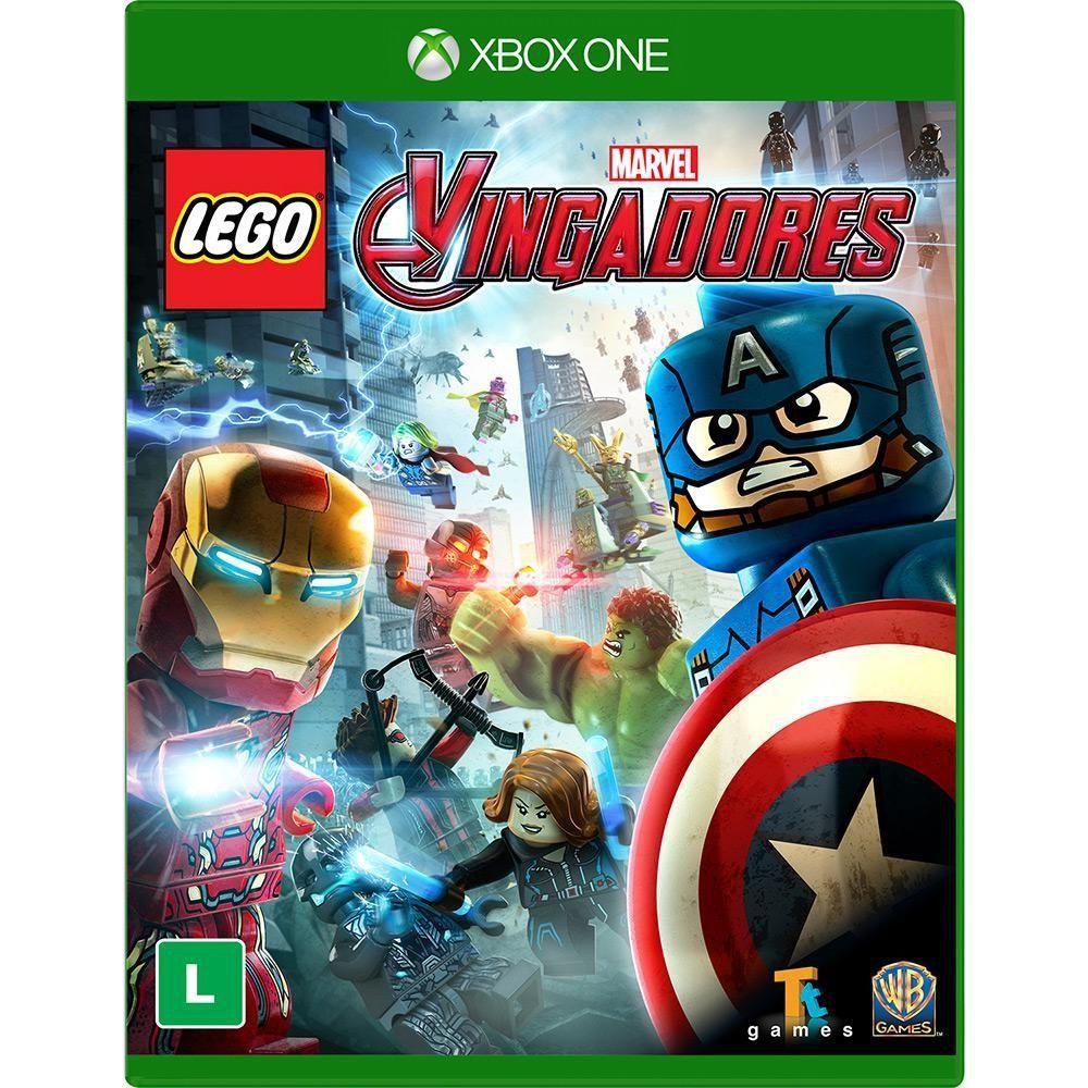 Lego vingadores - xbox one