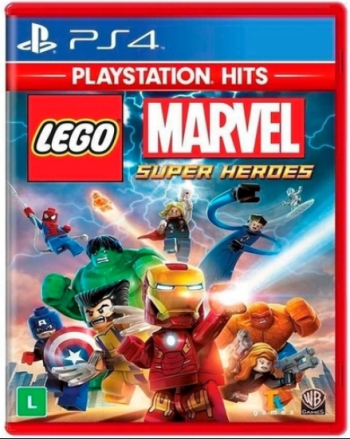 Lego Marvel Super Heroes Playstation Hits - PS4