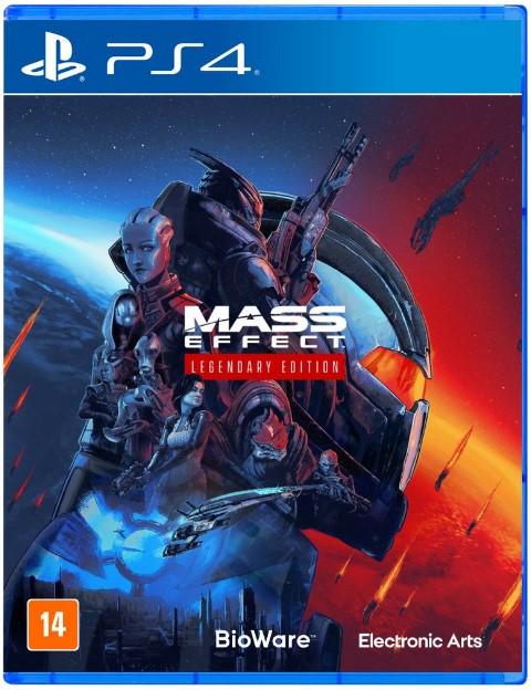Mass effect - legendary edition - ps4