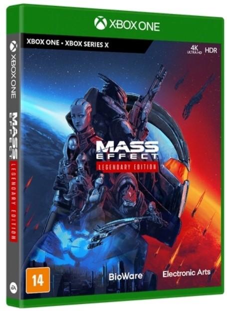 Mass effect - legendary edition - xbox one/ xbox series