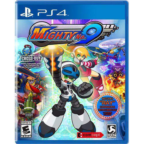Mighty n° 9 ps4