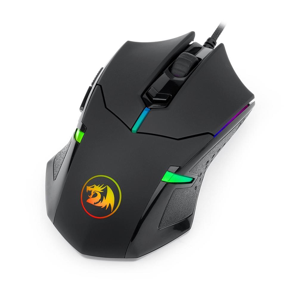 Mouse Gamer Redragon Centrophorus RGB