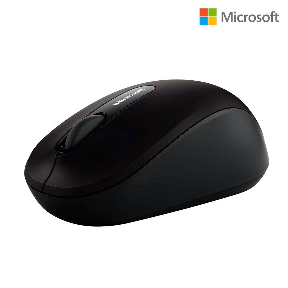 Mouse sem fio Microsoft Bluetooth 3600 Preto - PN7-00008
