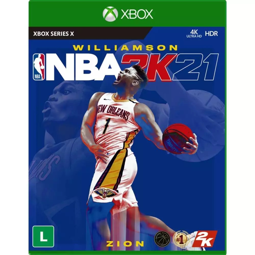 NBA 2k21 - Xbox Series