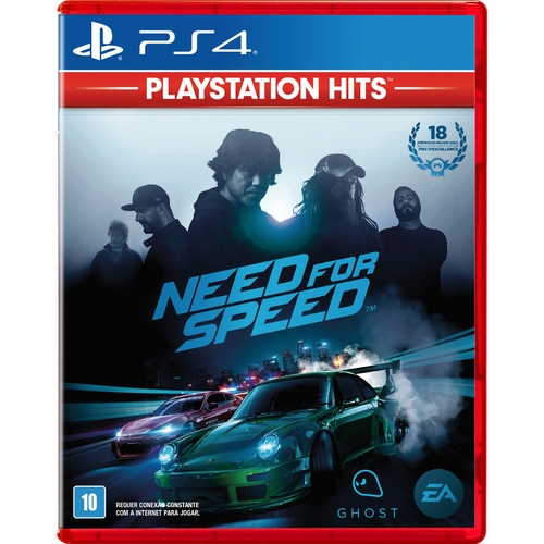 NEED FOR SPEED GAME 2015 HITS - PS4