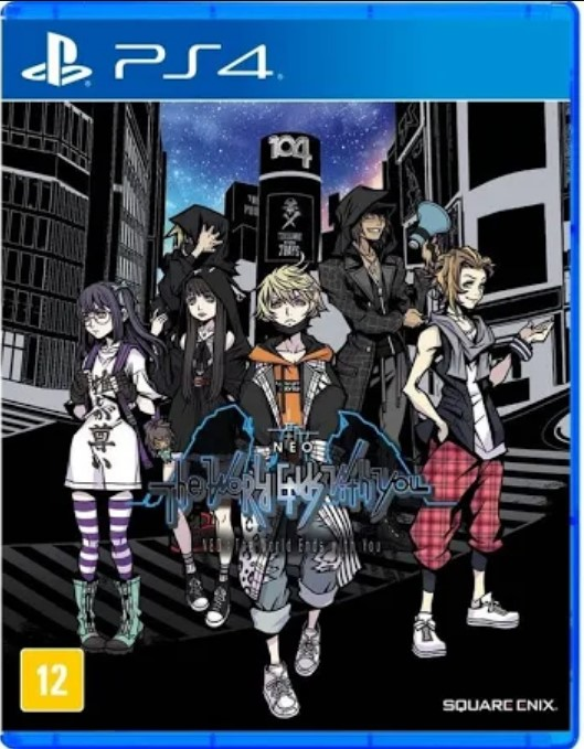 Neo: the world ends with you - ps4