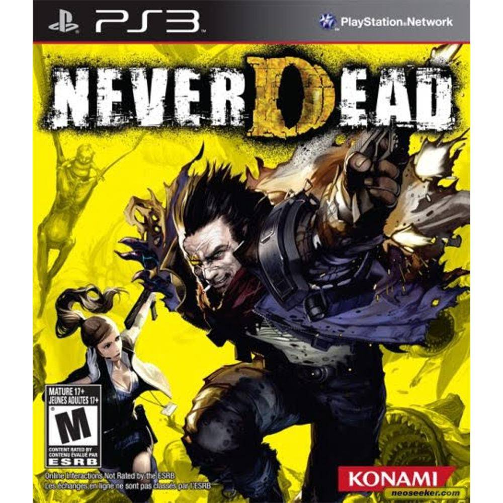 Never dead - ps3