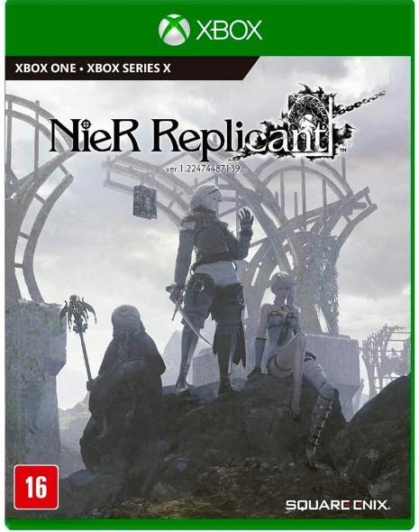 Nier replicant - xbox one