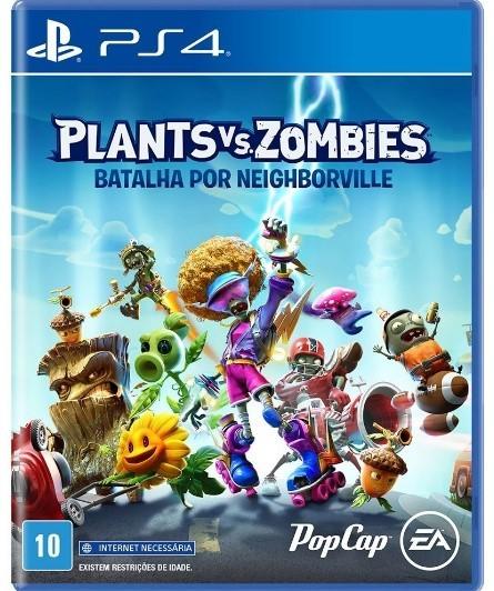 Plants Vs Zombies Batalha Por Neighborville - PS4
