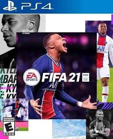 Fifa 2021 PS4
