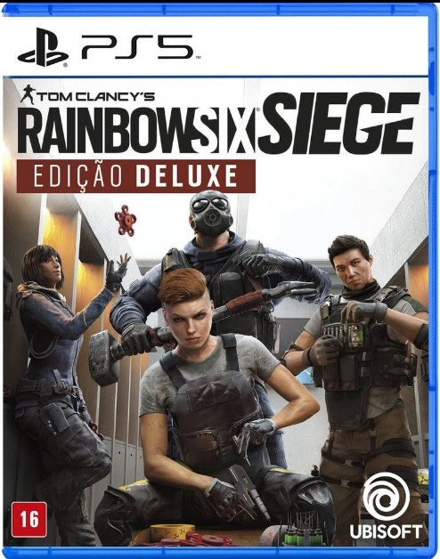 Rainbow six siege - deluxe edition - ps5