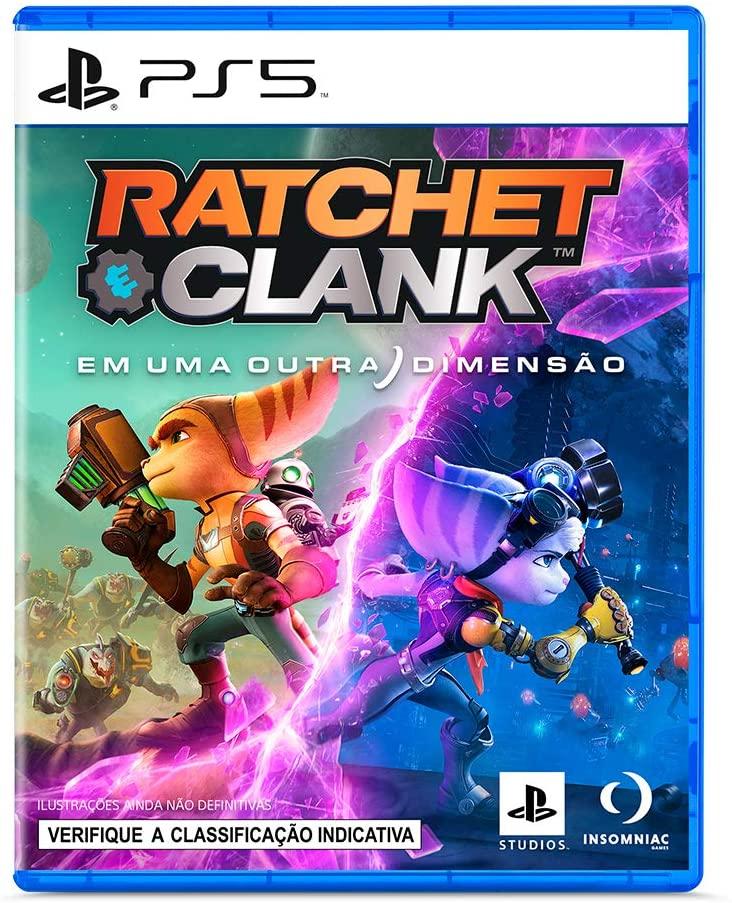 Ratchet & Clank - em outra dimensão - ps5
