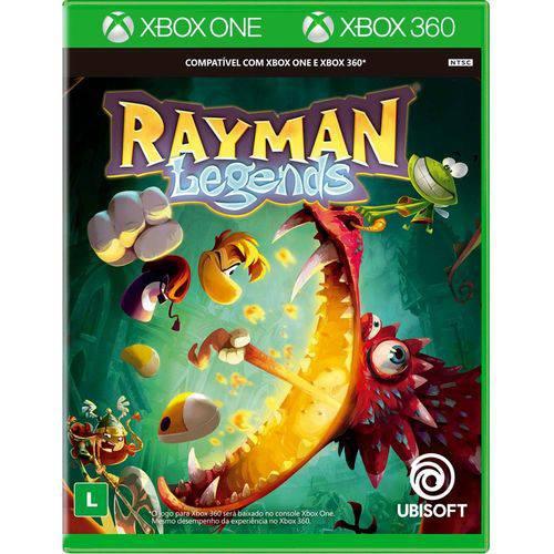 Rayman legends x360/ xbox one