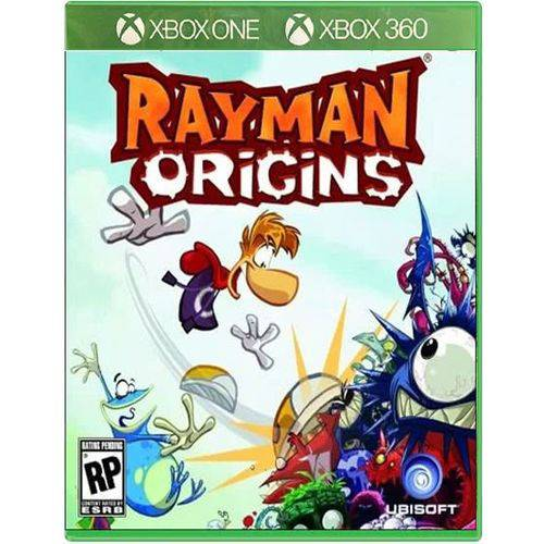 Rayman origins x360/ xbox one