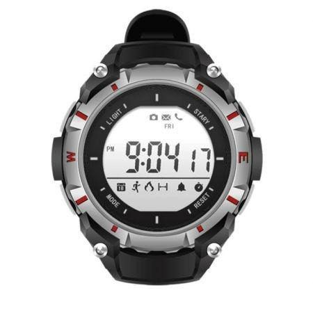 Relogio smartwatch dzb preto/prata