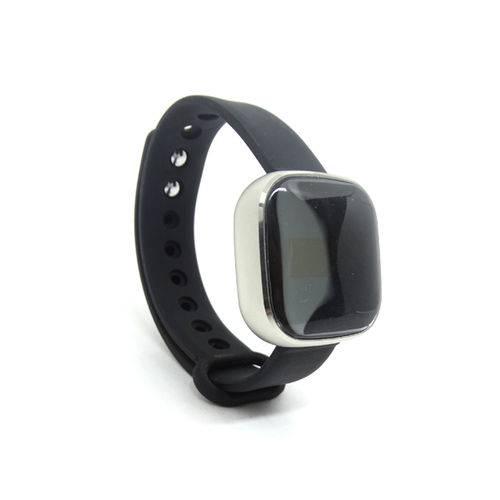Relogio smartwatch mini m-8 prata