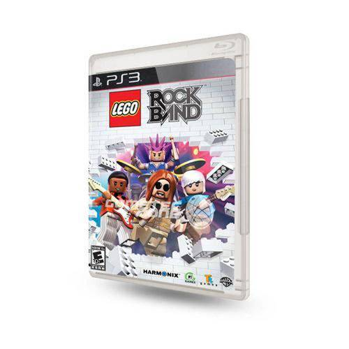 Rock band lego - ps3