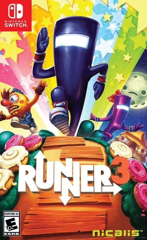 Runner 3 - switch
